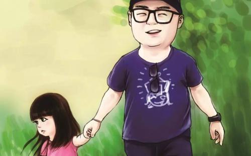北京心理咨询:全网热议爸爸普遍更喜欢女儿,原因你知道吗?