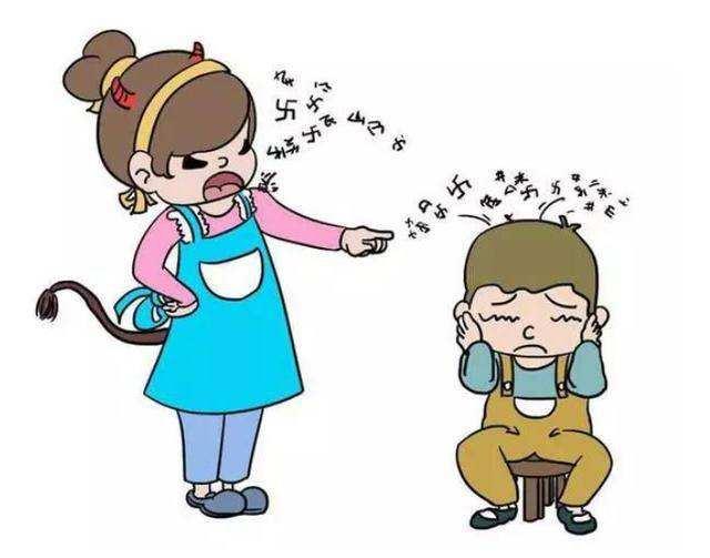 北京心理咨询:为什么孩子老是和父母对着干?也许只是父母太唠叨
